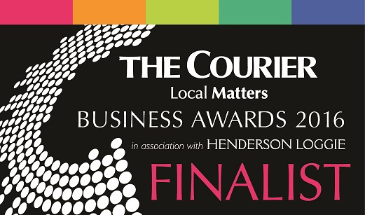 Denfind - FINALISTS – COURIER BUSINESS AWARDS 2016